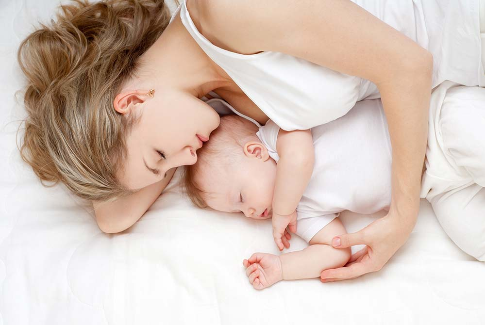 Mama s dieťaťom